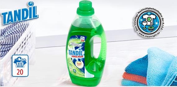 Waschmittel, flüssig, Januar 2013