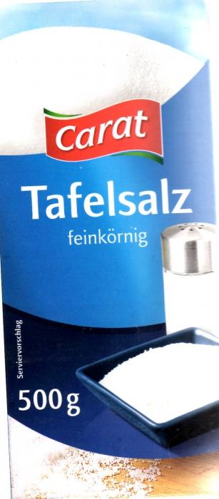 Tafelsalz, M�rz 2014