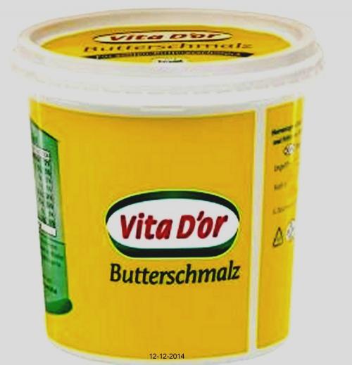 Butterschmalz, Dezember 2014