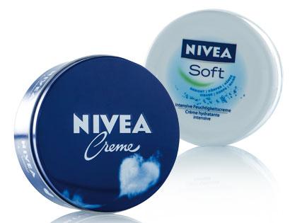 Nivea Soft Hautcreme, April 2014