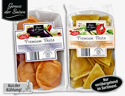 Premium Pasta, April 2014