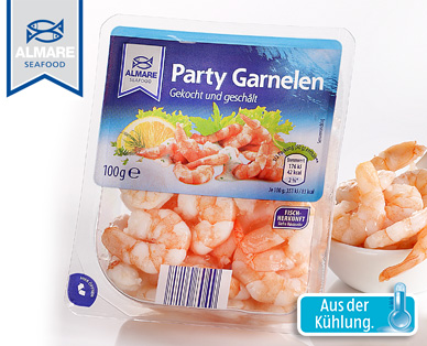 Party Garnelen (Shrimps), M�rz 2015