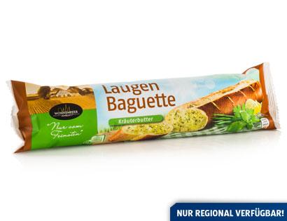 Laugen-Baguette, April 2014