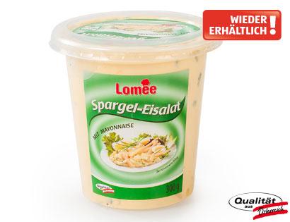 Spargel-Ei-Salat, April 2014