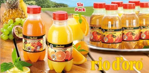 Fruchtsaft, 6x 0,33 L, Juni 2008