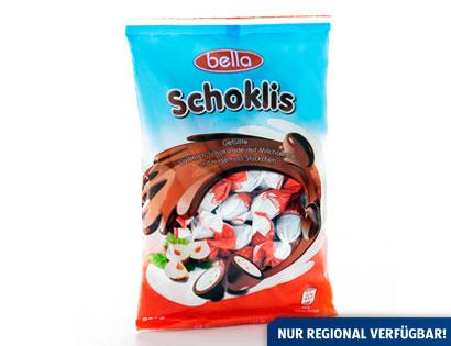 Schoklis, Mai 2014
