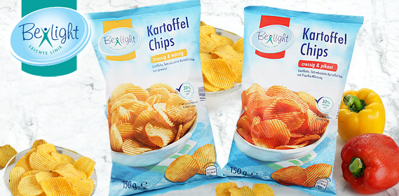 Chips, Fettreduziert, Februar 2012