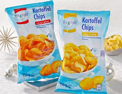 Chips, Fettreduziert, November 2013