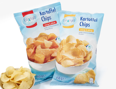 Chips, Fettreduziert, Juni 2014