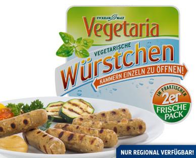 Bratwürstchen, vegetarisch, Mai 2014