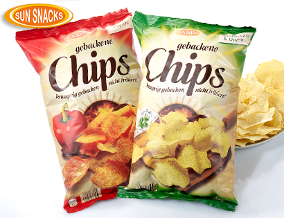 Gebackene Chips, Juni 2014