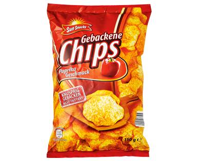 Gebackene Chips, Dezember 2017