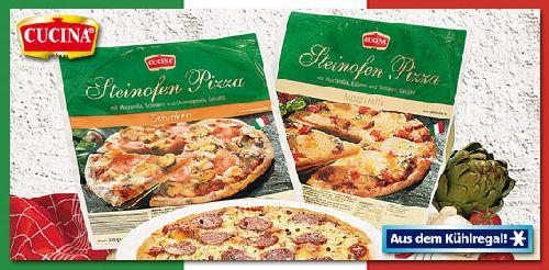 Steinofen Pizza, Oktober 2007