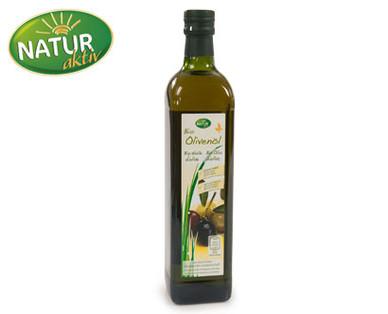 Bio-Olivenöl extra nativ, Spanien, Juni 2014