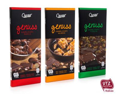 Genuss-Schokolade, Juni 2014