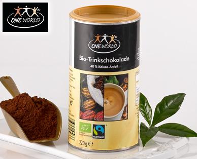 Bio-Trinkschokolade, Juni 2014