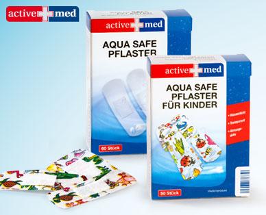 Aqua Safe Pflaster für Kinder, Juni 2014
