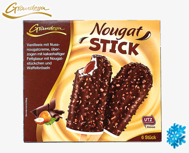 Stieleis Choco-Sticks, 6er, April 2016