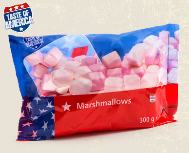 Marshmallows, Juni 2014