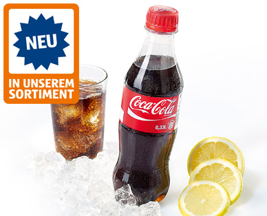Coca Cola, 6x 0,33 L, Juni 2014