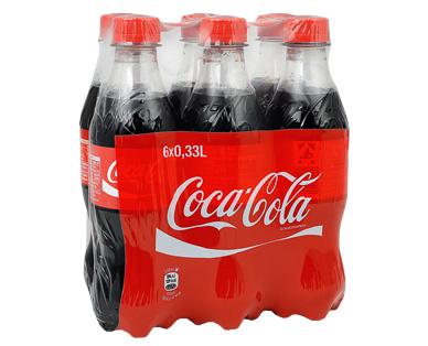 Coca Cola, 6x 0,33 L, M�rz 2017
