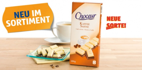 Kaffee-Sahne Schokolade, Juli 2014
