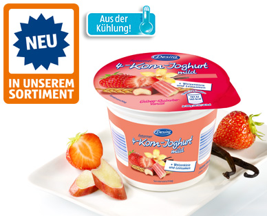 4-Korn-Joghurt, Juli 2014