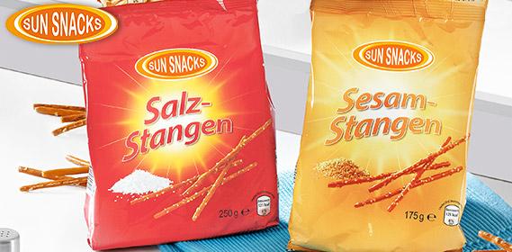 Salz- oder Sesam-Stangen, September 2011