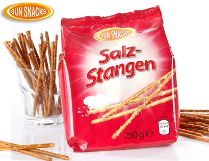 Salz- oder Sesam-Stangen, Mai 2014