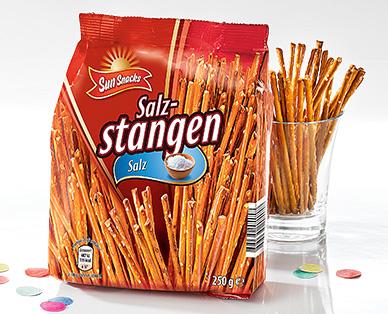 Salz- oder Sesam-Stangen, Februar 2015