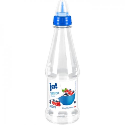 Flüssiger Süßstoff