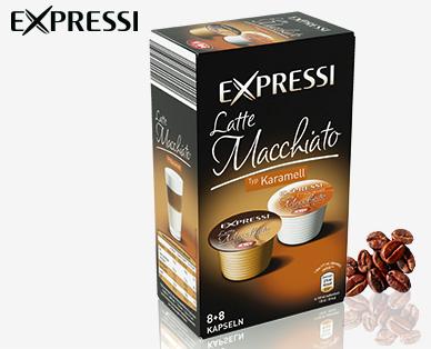 Latte Macchiato Flavours, August 2014