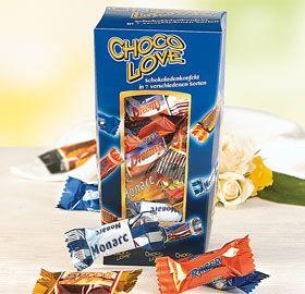 Choco Love, Oktober 2007