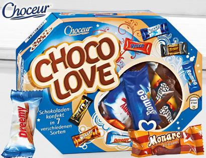 Choco Love, August 2013