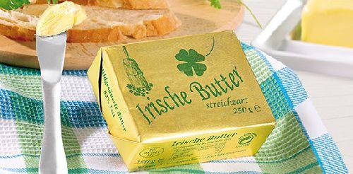 Irische Butter, Oktober 2007