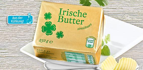 Irische Butter, M�rz 2012