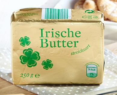 Irische Butter, Oktober 2014