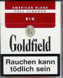 Goldfield Red Big, Juni 2017