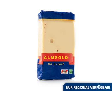 Almgold, Oktober 2014