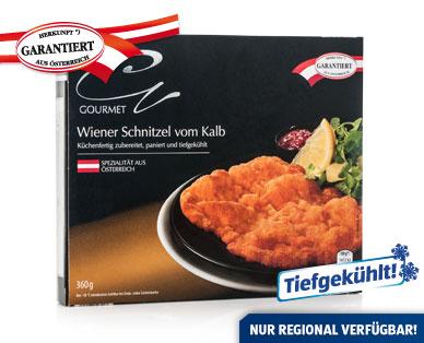 Wiener Schnitzel vom Kalb, Oktober 2014