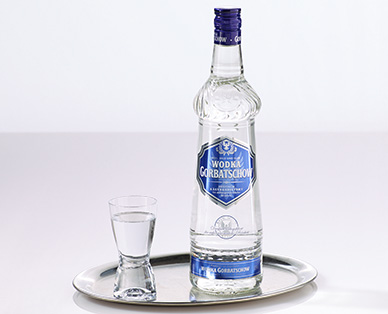 Wodka Gorbatschow, November 2014