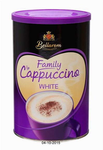 "Family Cappuccino ""White"", Oktober 2015"