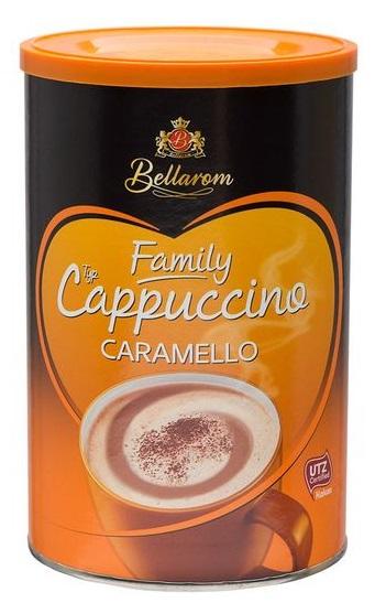 Family Cappuccino Caramel-Krokant, Juni 2017
