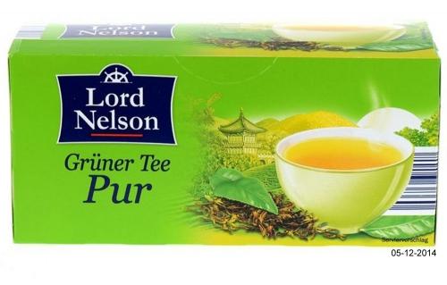 Grüner Tee Pur, Dezember 2014