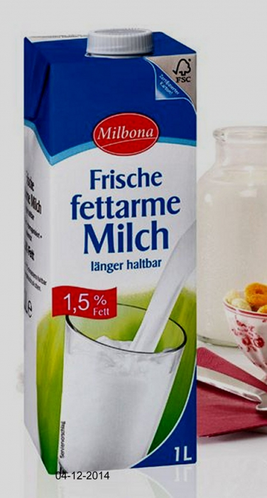 Milch Lidl Wurm