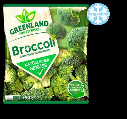 Broccoli, M�rz 2018
