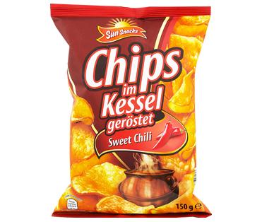 Kesselchips, Dezember 2017