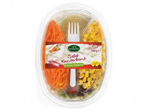 Salat Kunterbunt, Oktober 2017