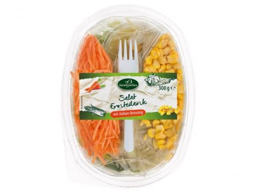 Salat Erntedank, Oktober 2017