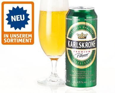 Premium Pilsener, April 2015